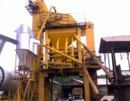 The Features of Asphalt Batching Plant
